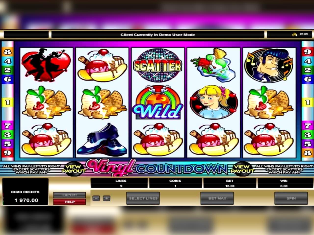 285% Match at a casino at Casino Las Vegas