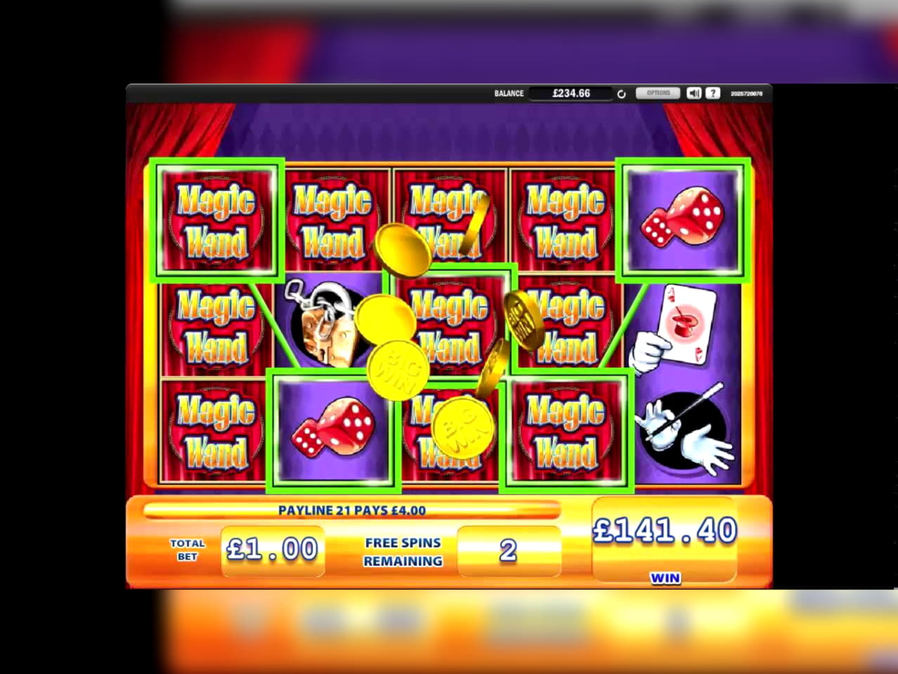 275 Free Spins Casino at Casino Las Vegas