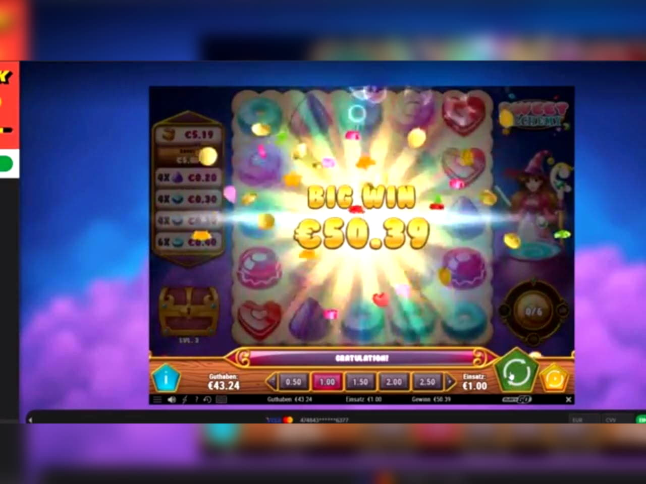 €550 FREE CASINO CHIP at Ruby Fortune Casino