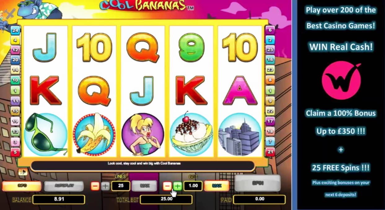 $400 Free Casino Ticket at Spinit Casino