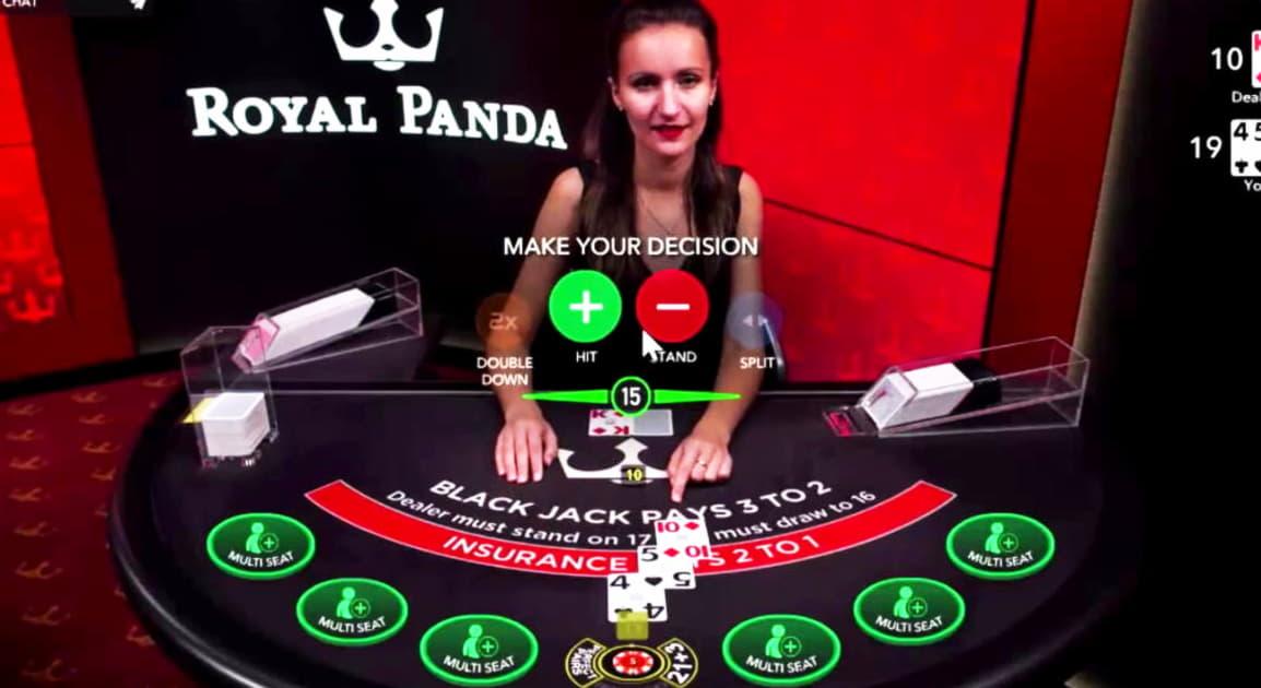 EUR 205 free casino chip at Casino com
