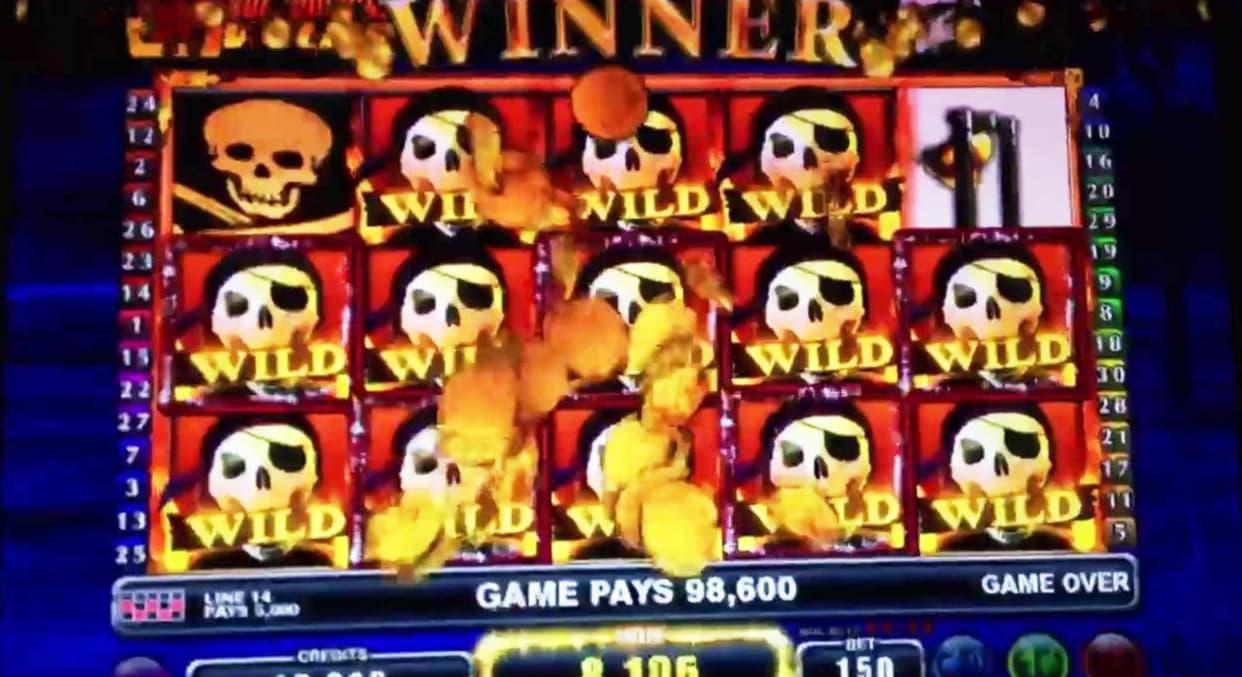 455% Signup casino bonus at Mega Casino