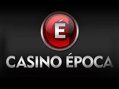 Capture d'écran de Casino Epoca