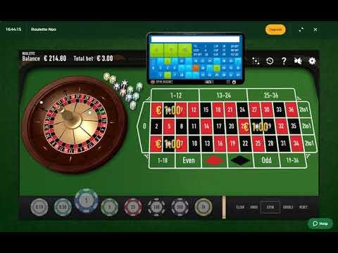Bestes Roulette System, Profi Roulette Software   + 408,90€ gewonnen im internet casino!