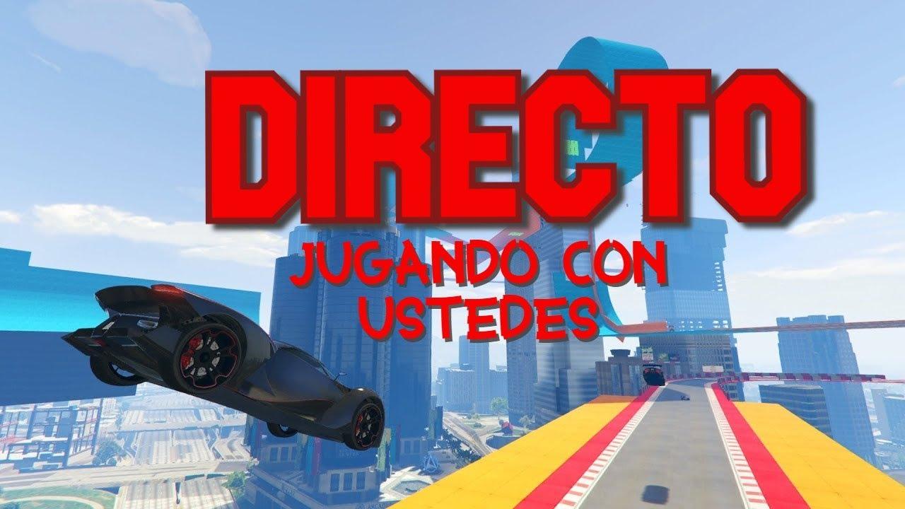 DLC CASINO (CON LIMITACIONES) | GTA 5 ONLINE | *VIVO ARGENTINA*