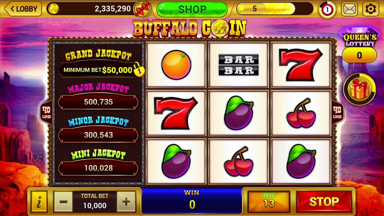 Golden City Casino Gameplay HD 1080p 60fps