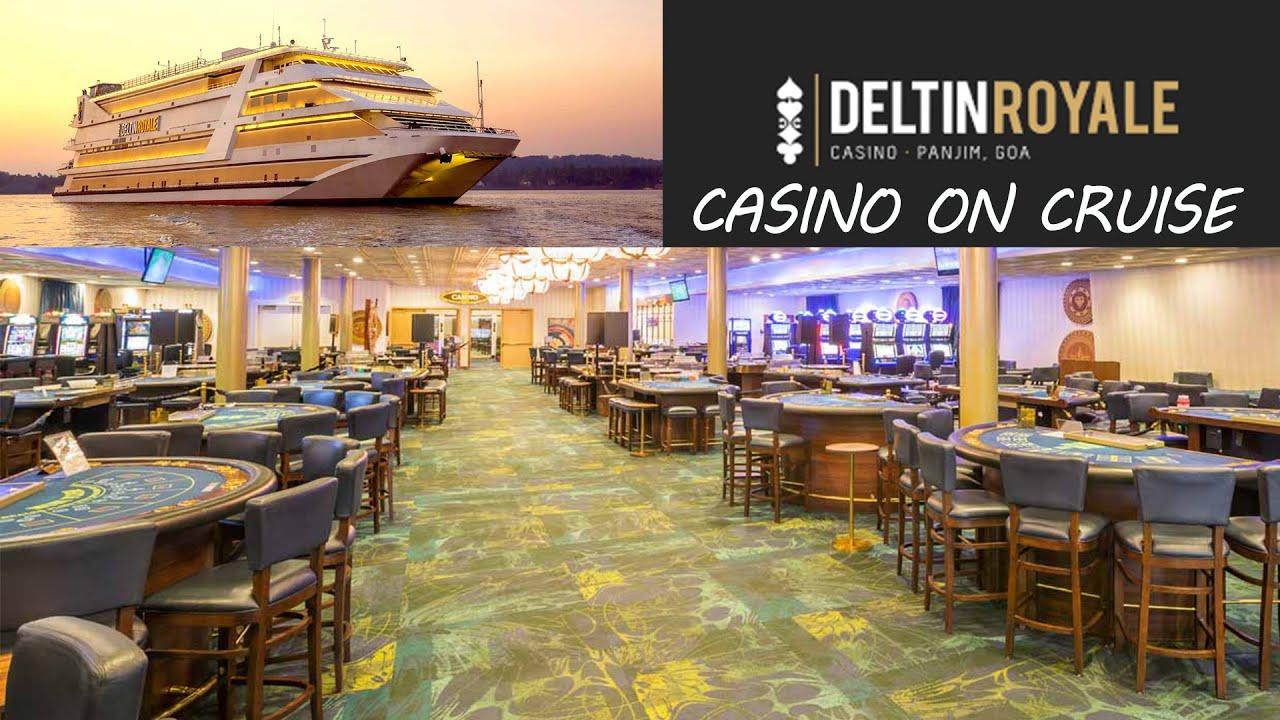 Most Expensive casino in Goa   Deltin Royale Casino - Goa Vlog.  Chirag Khanna