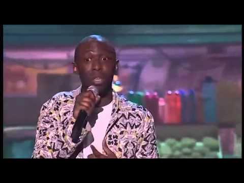 THOMAS N'GIJOL: les noirs- Djamel: les marocains- Djamel comedie club casino de paris