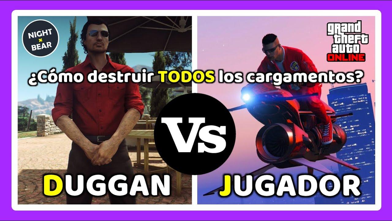 ¿CómodestruirTODOSlosCargamentos de Duggan?   GTAオンラインゴルペアルカジノ