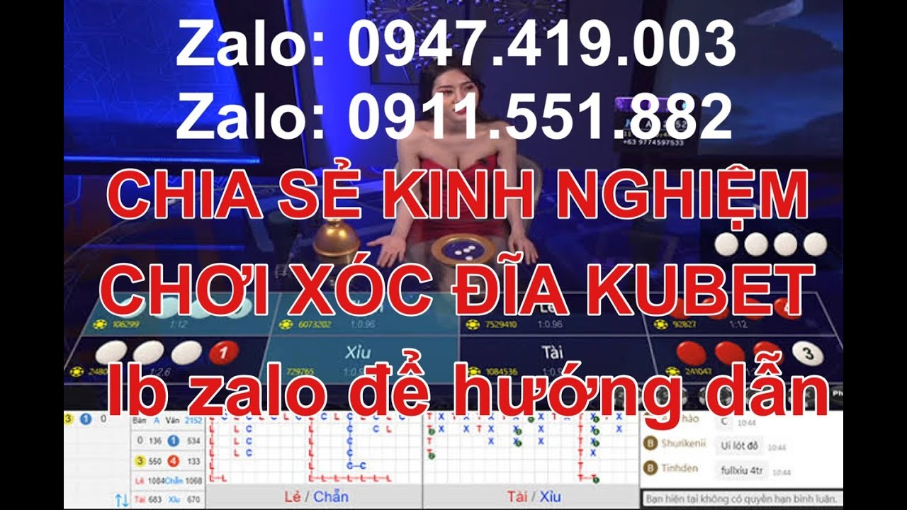 KUBET | KU CASINO | XÓCĐĨAKUBETVỐN7MHÚP500M#KUBET#KUCASINO #THABET